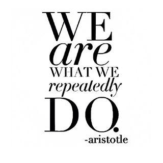 aristotele e le ripetizioni